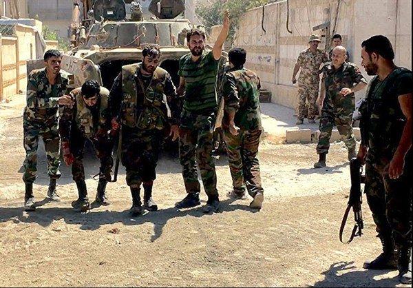 Война Алеппо Сирия