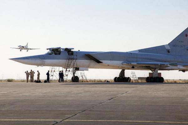 Сирия, Иран, ВКС, Ту-22