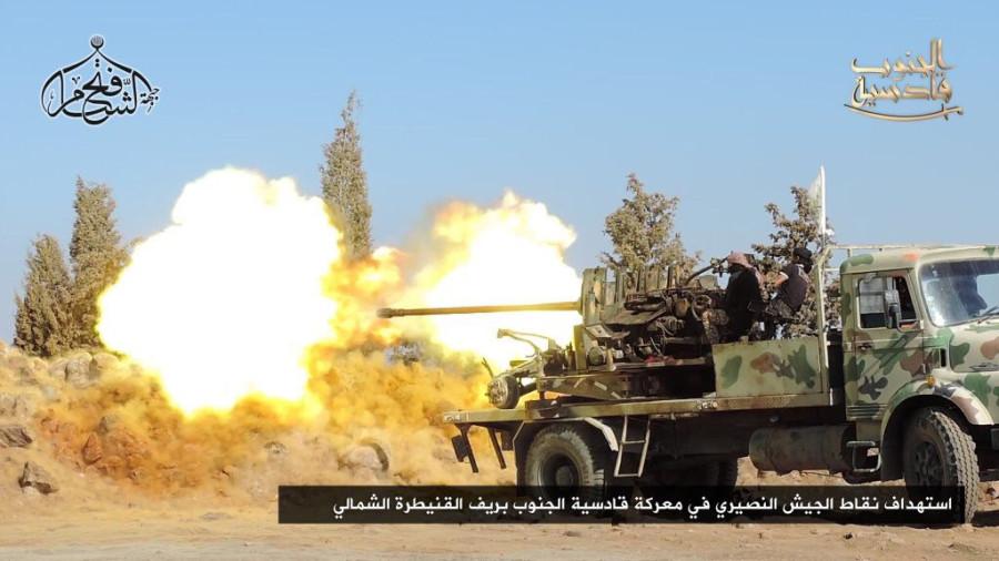 Сирия, война, ИГ, ИГИЛ