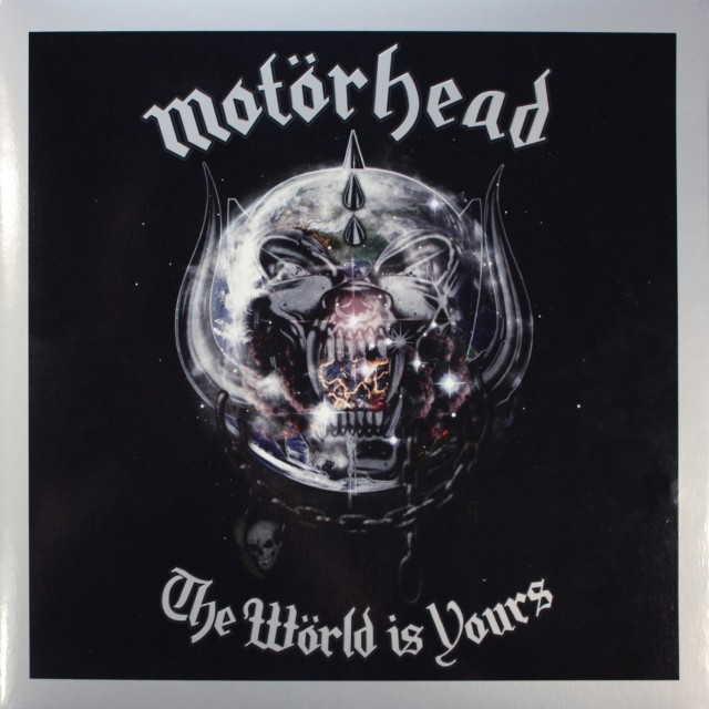 Motorhead. The World is Yourth
