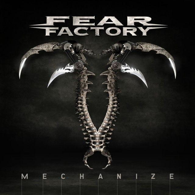Fear Factory. Mechanize. 2001