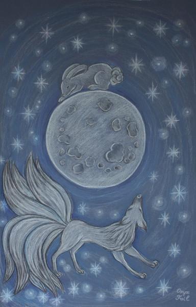 hare, moon and fox 2 web