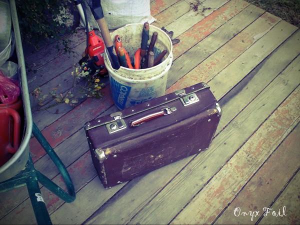 чемодан web
