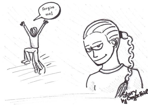 комикс My life 2