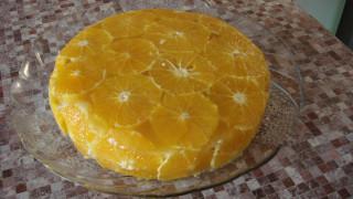 Рецепт торта Апельсиновый