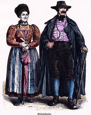 (Coat) Folk, Late 19C, Bavaria