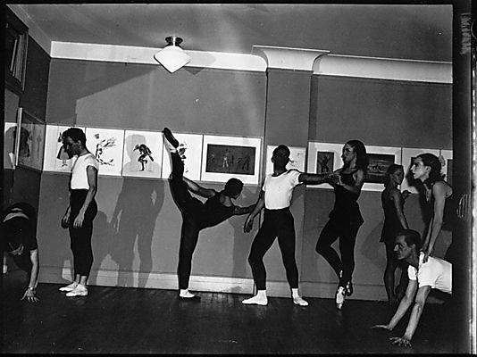 Ballet NYC 1945B