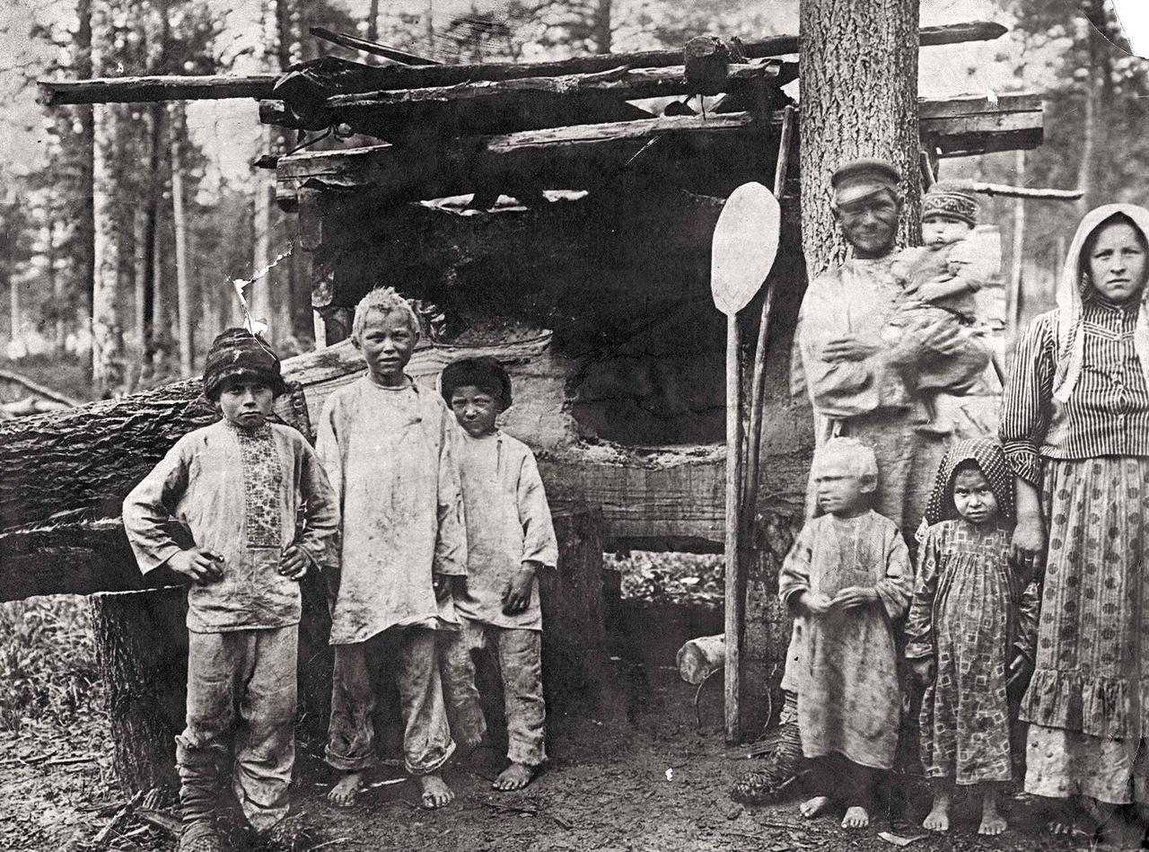 Развратная российская семья 20 фотография