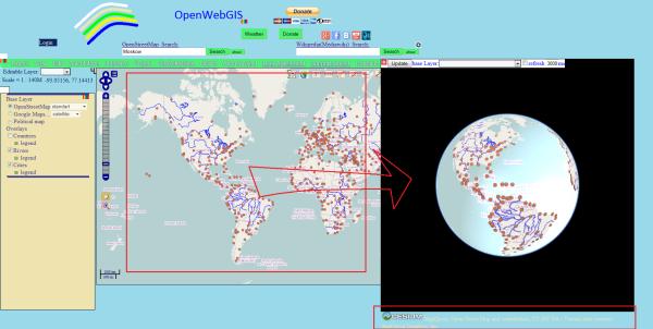 OpenWebGIS_3dGlobe2