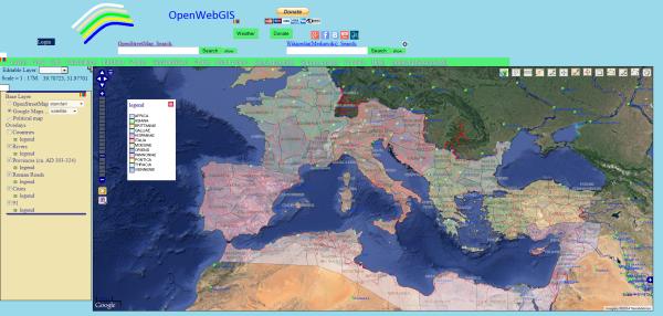 OpenWebGIS_Roma
