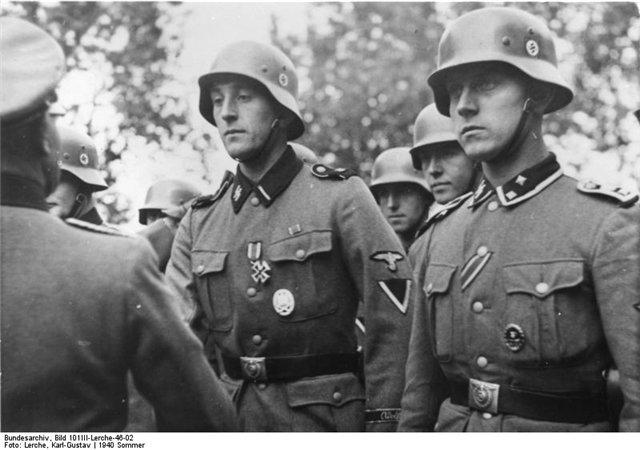 Рота смертников лейтенанта Клозе. Апрель 1945-го. 759cf4467882