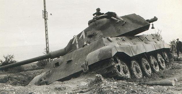 Рота смертников лейтенанта Клозе. Апрель 1945-го. a5dv6