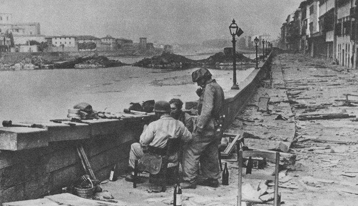 Рота смертников лейтенанта Клозе. Апрель 1945-го. 61eb318f4609
