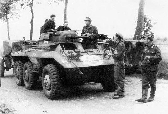 Рота смертников лейтенанта Клозе. Апрель 1945-го. post-1214145233