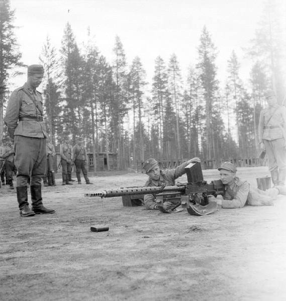 Фин. расчет противотанкового ружья