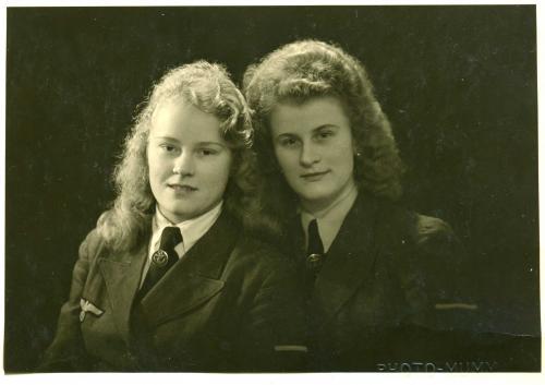Kriegsmarine Nachrichtenhelferinnen
