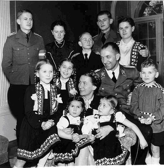 Scholtz-Klink Family