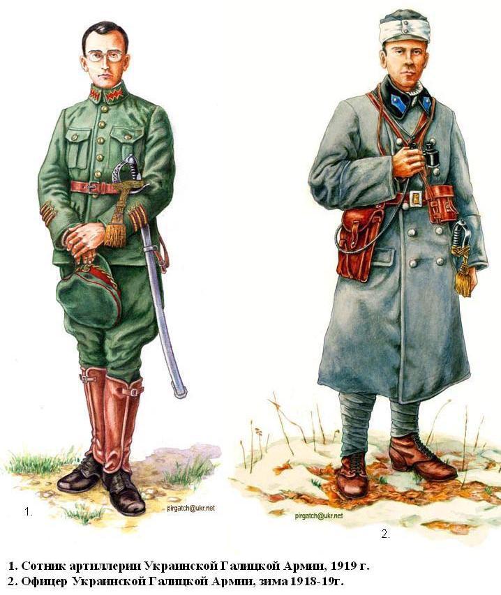 галицкая армия