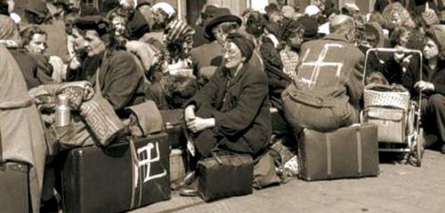 Расправа чехов над немцами в 1945-м. Нет ничего страшнее развязавшегося холопа 0_72e00_4495d150_L