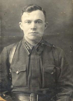 Ткаченко П.С. 1940