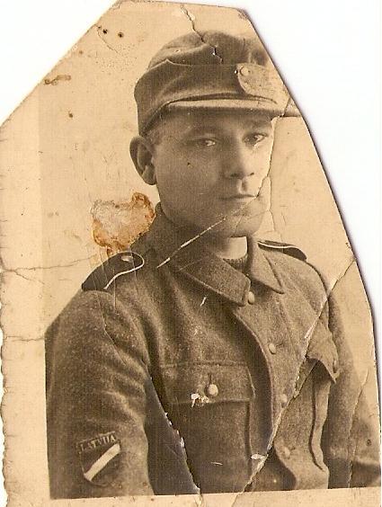 Пахари майора Арайса. 1941-1945 г. 0a1a399e0cf3