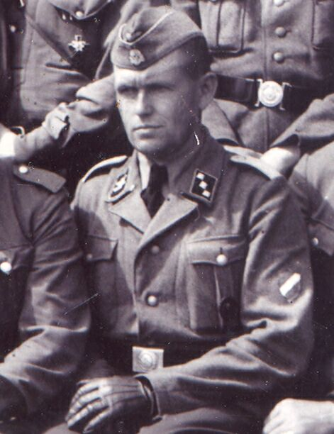 Пахари майора Арайса. 1941-1945 г. leitnants