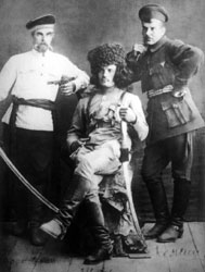 Махновцы VS Вайнахи. 1919 г. - Мемуарная страничка