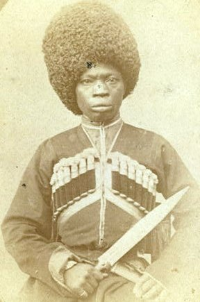 Afro_Abkhazian_photo_by_George_Kennan_1870_(A)