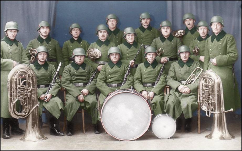 Die WH band