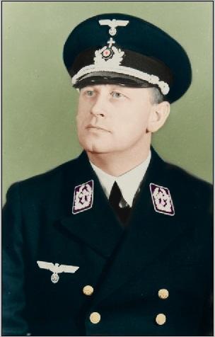 Kriegsmarine Chaplain 1