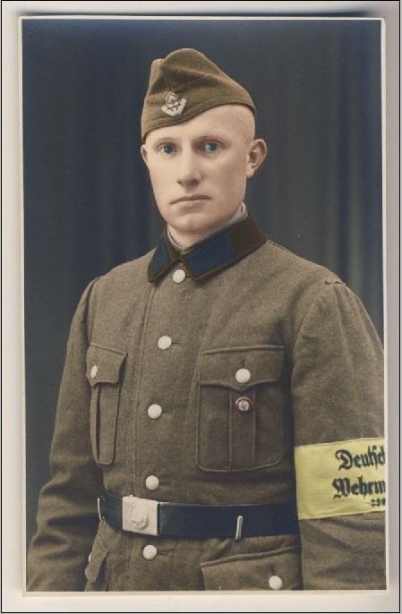 RAD im dienst der Wehrmacht