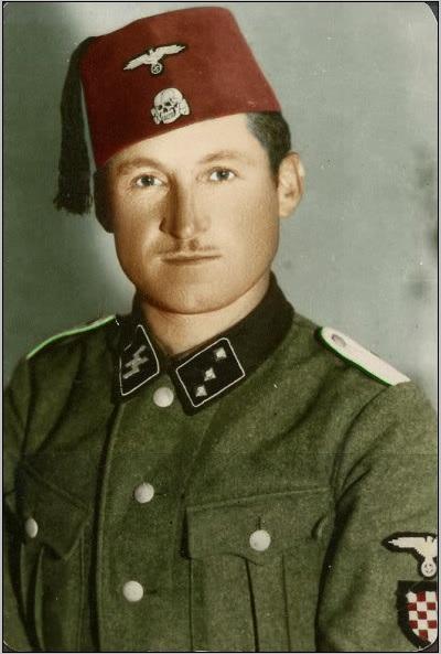 SS-Freiwillige kroatien