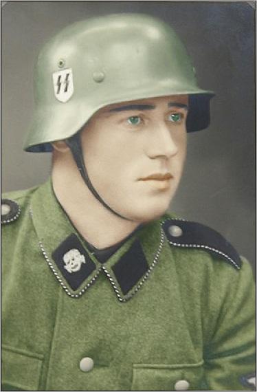 Wachmann Totenkopf
