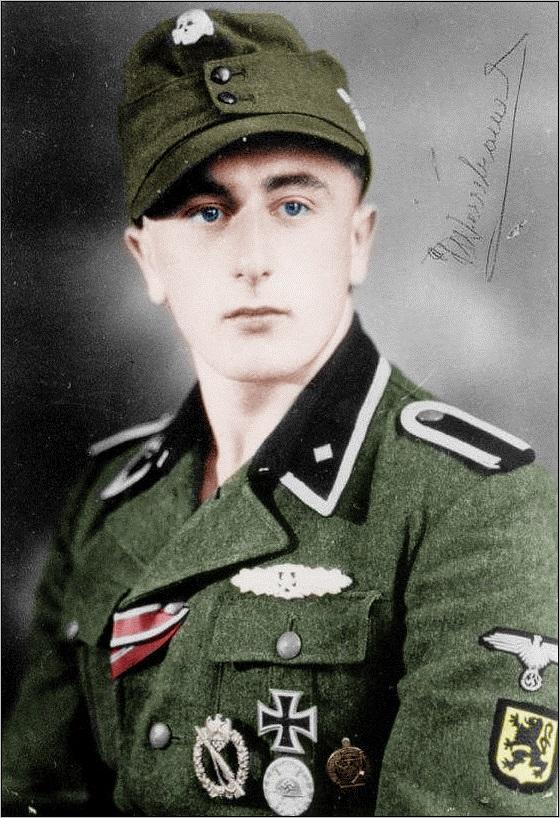 Vlaamse Waffen SS
