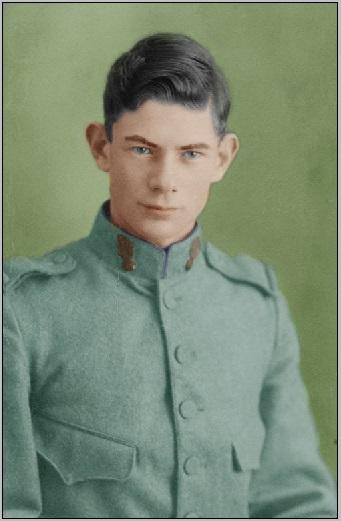 nederlandse soldaat 1938
