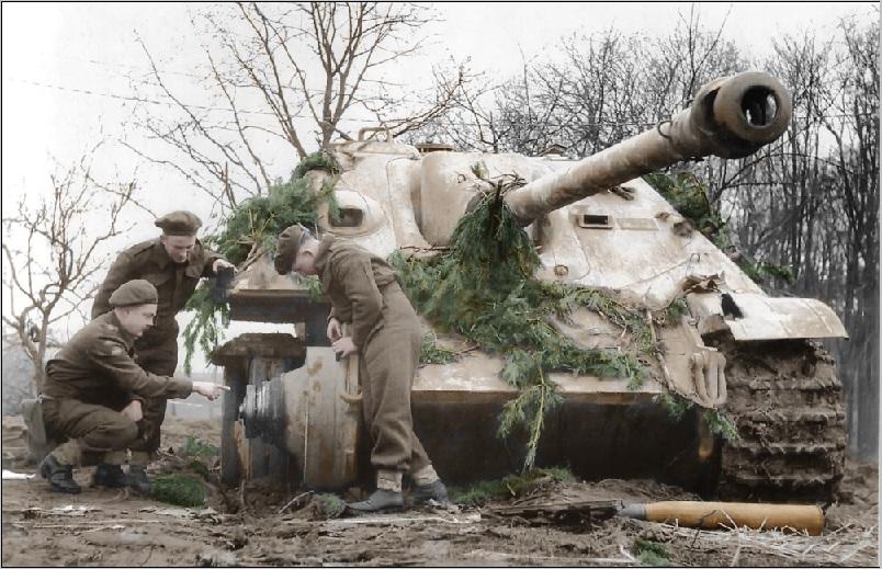 Jagdpanther 1945
