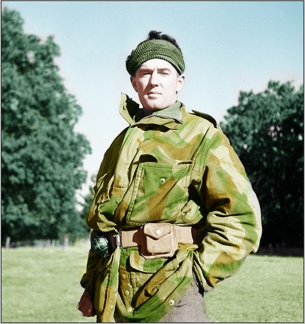 british para camouflage