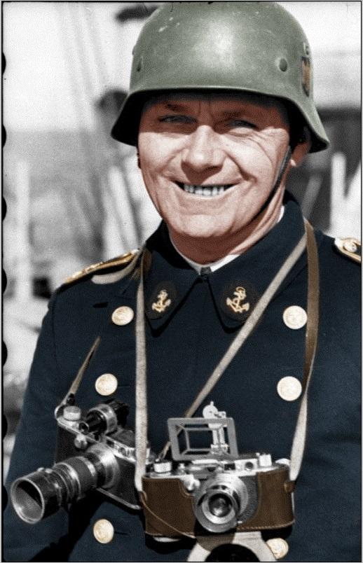 Kriegsberichter Kriegsmarine