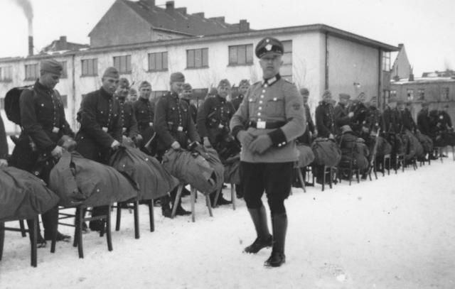 """""""Антитеррористическая операция""""  образца 1944 года."""
