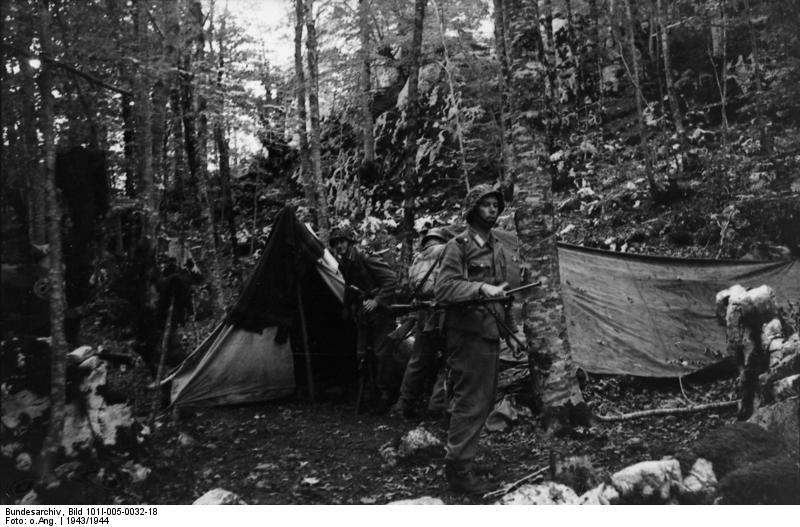 Bundesarchiv_Bild_101I-005-0032-18,_Jugoslawien,_Polizeieinsatz,_Soldaten_im_Wald