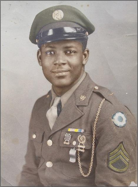 A black hero