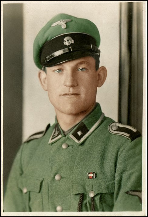 waffen ss soldat um 1942