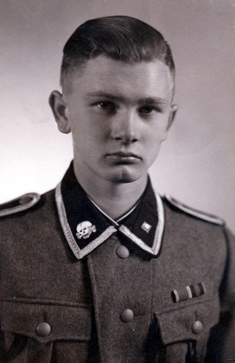 Живучий австриец из СС. 1941-45 г.