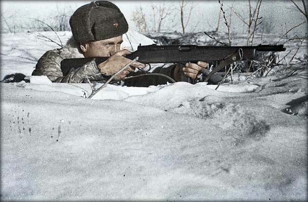 Немцы драпают...98-я пехотная дивизия.