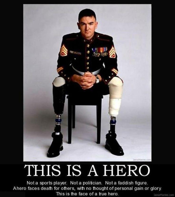 american soldier hero