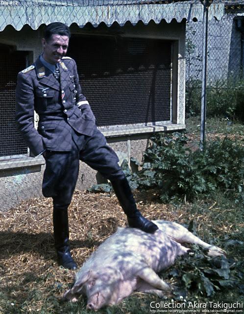 Gerlach, Heinrich - Major