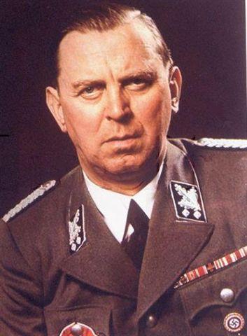 Obergruppenfuhrer Julius Schaub