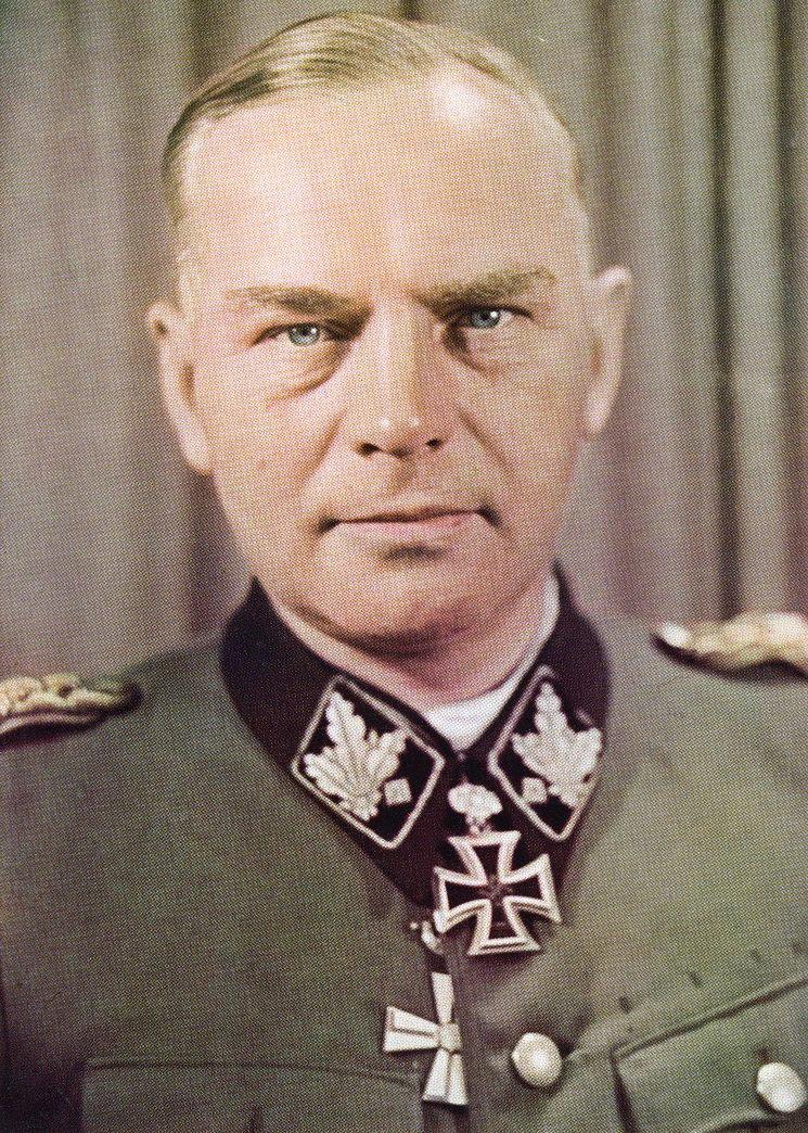 Felix Steiner in color