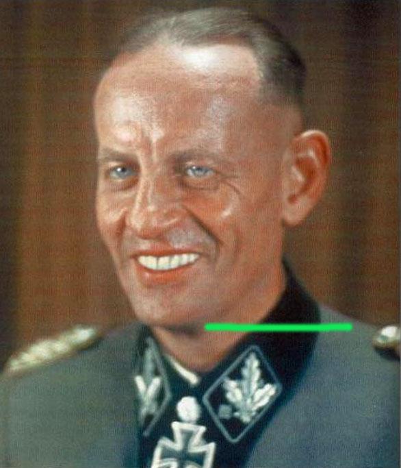 Krüger, Walter - Obergruppenführer