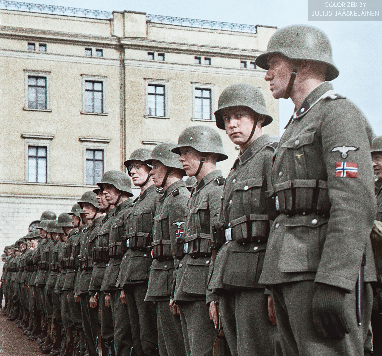 Норвежские СС.